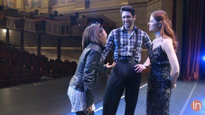 Dmitry Chaplin and Anna Trebunskaya - Dancing with the Stars