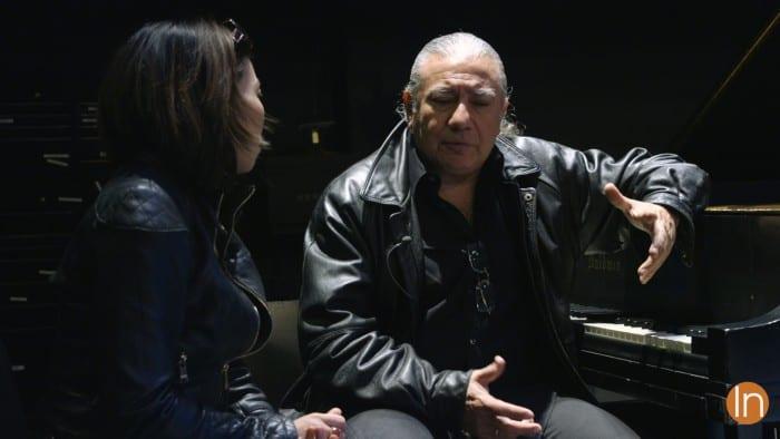 Luis Bravo Interview