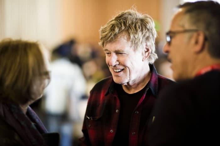 Robert Redford - Sundance Film Festival