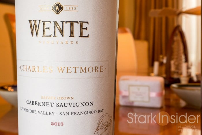 Wente Vineyards Cabernet Sauvignon Wine Review