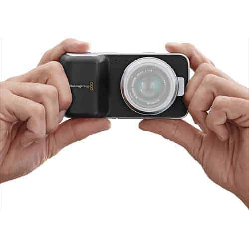 Blackmagic Design's Pocket Cinema Camera