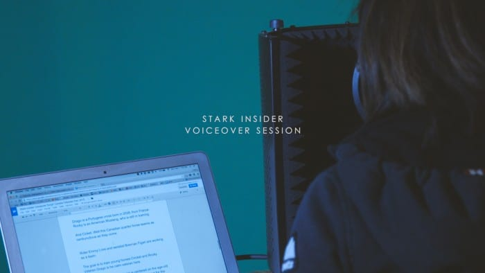 Voice-over Studio