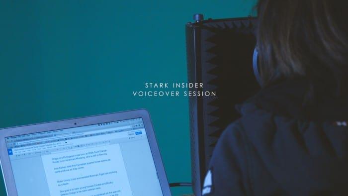 Voice-over Studio
