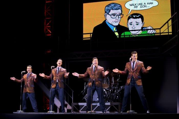 Jersey Boys - SHN Orpheum Theatre, San Francisco