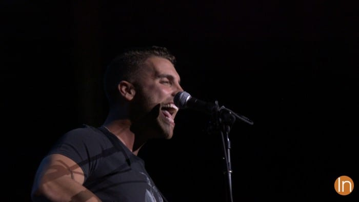 Nick Fradiani Live in the Vineyard - American Idol Winner