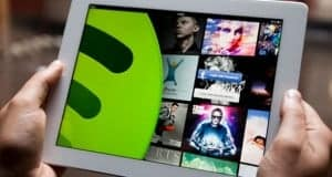 Spotify Video Streaming