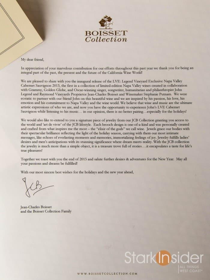Boisset Collection Wine Marketing by JCB
