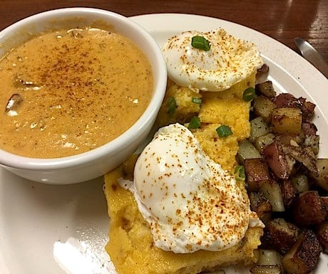 Cajun Grits and Eggs