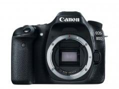 Canon EOS 80D DSLR camera announced