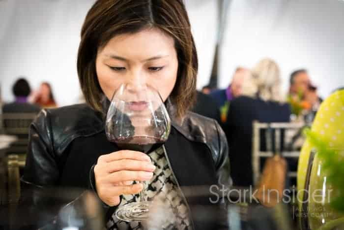 Loni Stark at Pebble Beach Food & Wine