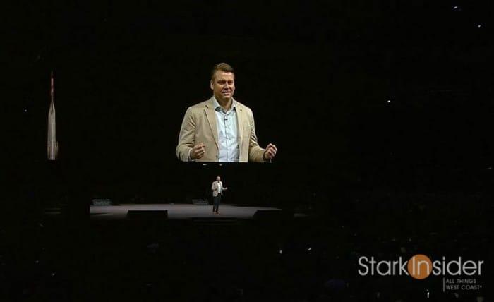 Samsung Justin Denison, SVP Product Strategy, Samsung