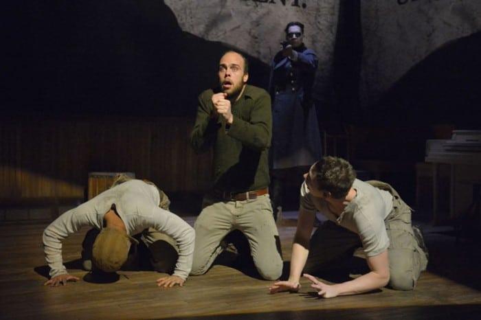 The Unfortunates - A.C.T. Strand Theater