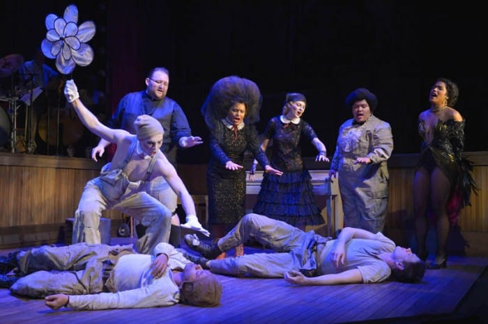The Unfortunates - Musical Review