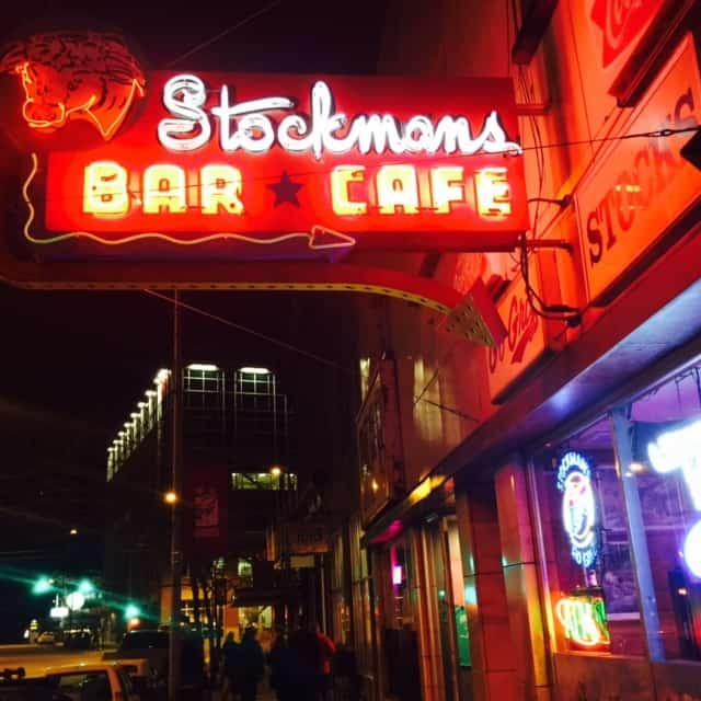 Fun bars all over Missoula