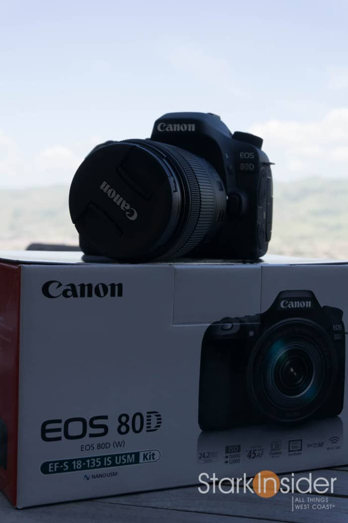 Canon EOS 80D Hands-On Test - First Impressions