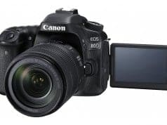 Canon EOS 80D DSLR Camera - What's new comparison to 70D