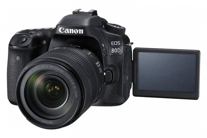 Canon EOS 80D DSLR Camera - What's new comparison to 70D