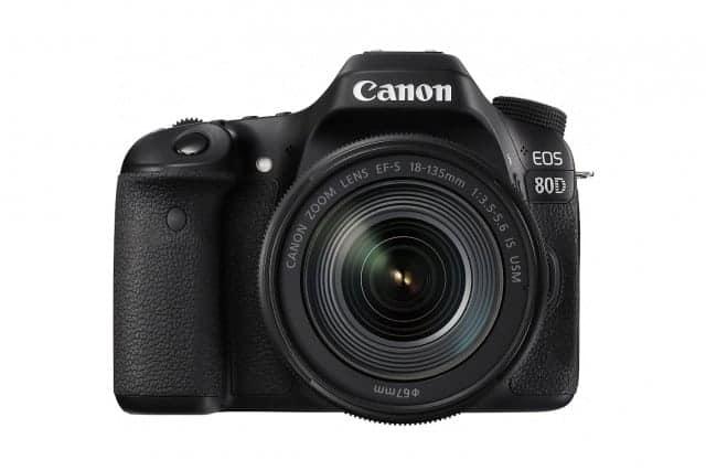 Canon EOS 80D DSLR