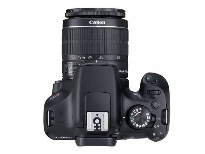 Canon EOS Rebel T6 - Specifications
