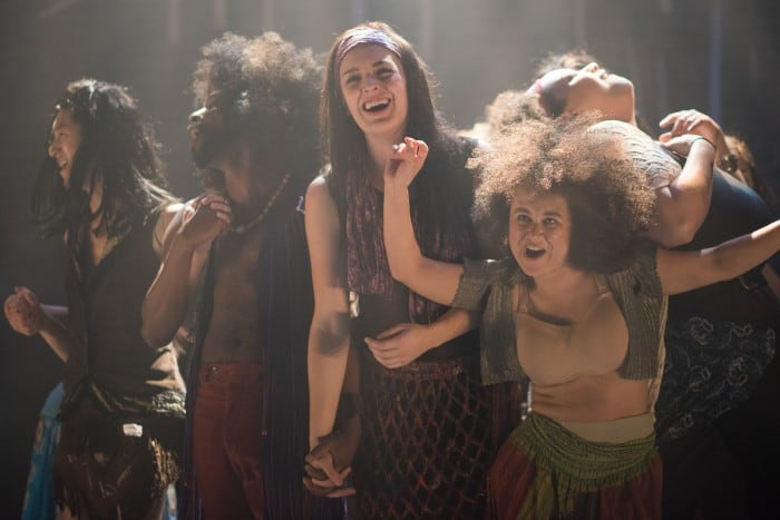 Hair Musical Review - San Francisco Bay Area