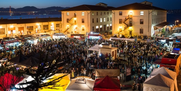 Off the Grid - Fort Mason, San Francisco