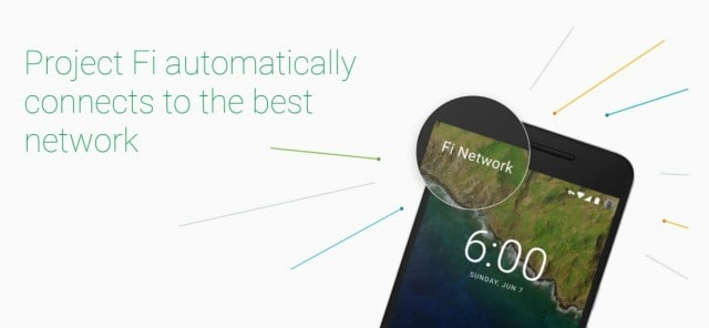 Project Fi deal for $199 LG Nexus 5X phone
