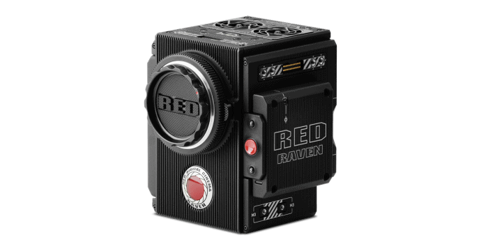 RED Raven Camera