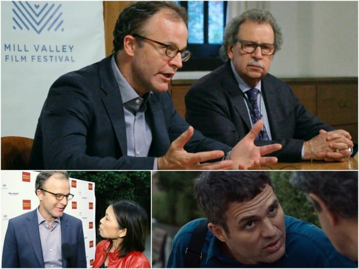 Tom McCarthy Spotlight interview with Loni Stark MVFF