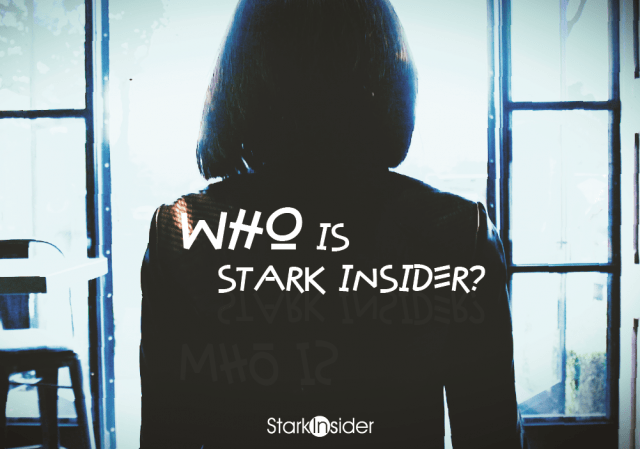 Who is Stark Insider? With Loni Stark.