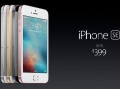 Apple iPhone SE $399