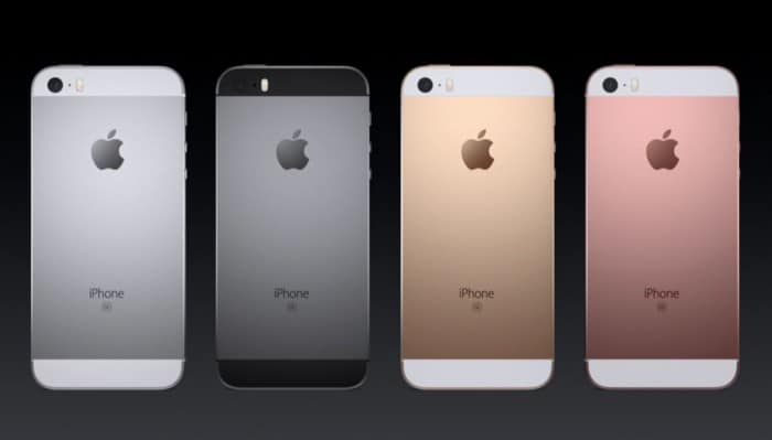 Apple iPhone SE Announcement