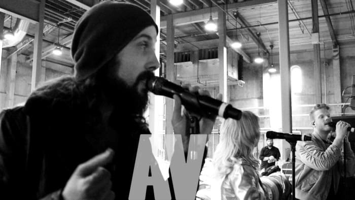 Avi Kaplan Penatatonix - Live in the Vineyard Napa