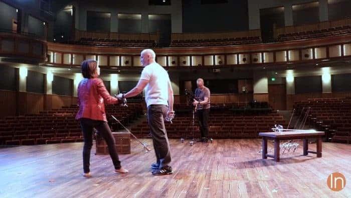 Loni Stark Theater Video in San Francisco