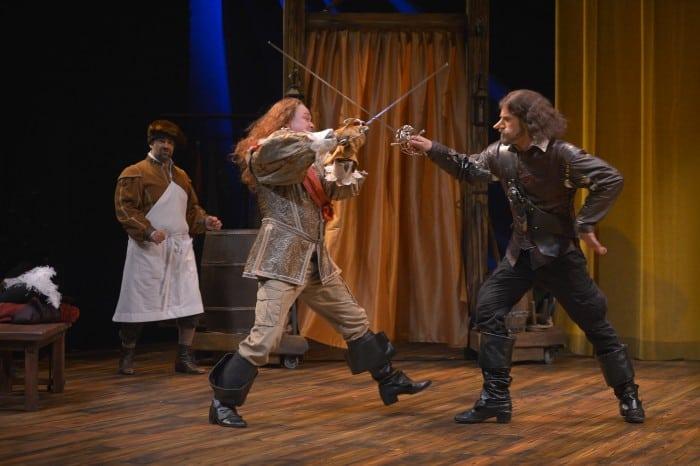 Cyrano TheatreWorks Swordplay