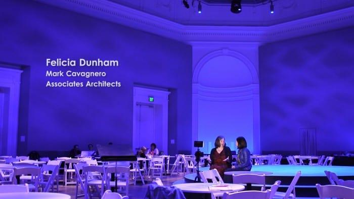Taube Theater with Felicia Dunham
