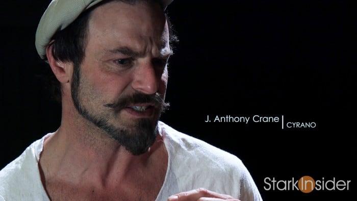 J. Anthony Crane as Cyrano - TheatreWorks Silicon Valley