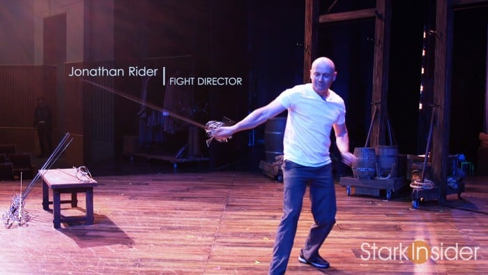 Jonathan Rider - Fight Director