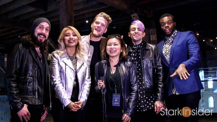 Pentatonix Interview