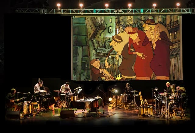 SF Opera Lab - Triplets of Belleville Review