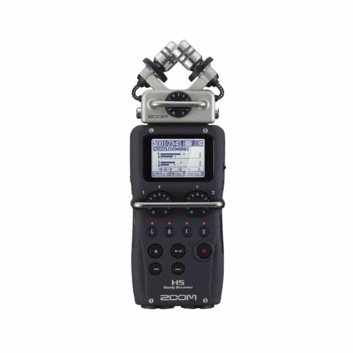 Zoom-H5-handheld-field-recorder