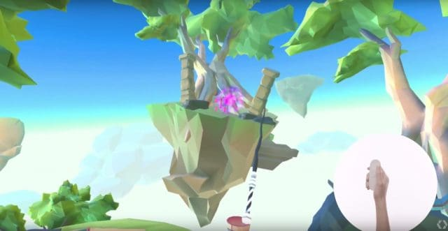 Google Daydream VR Playground