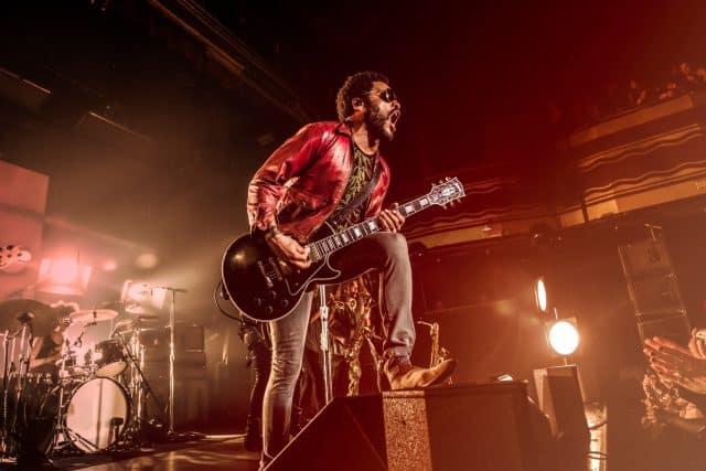 Lenny Kravitz - BottleRock 2016 Line-up