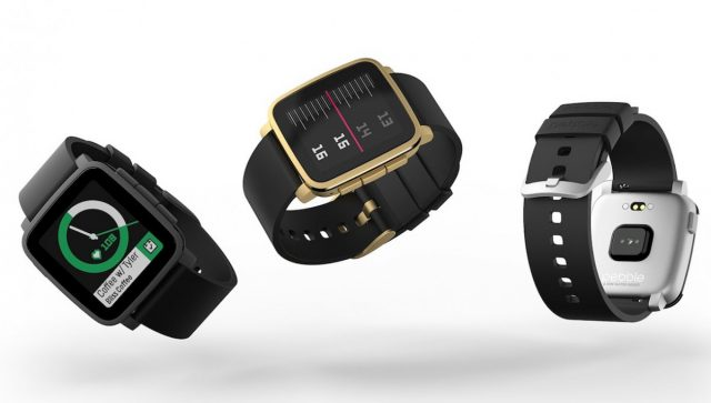 New Pebble Time 2 Smartwatch