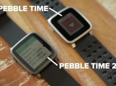 Pebble Time vs Pebble Time 2 bezel size