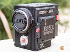 RED Raven Camera Unboxing