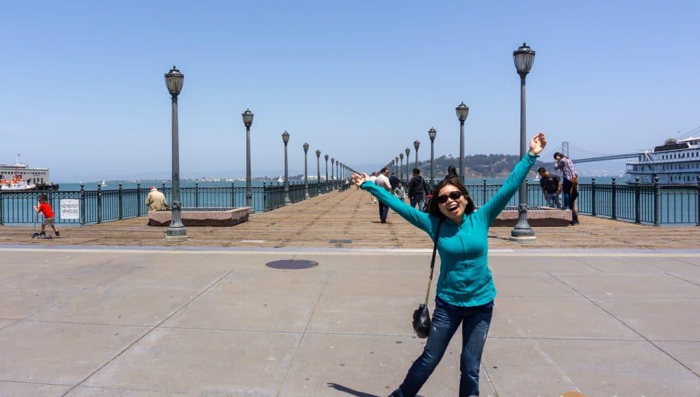 Tour: San Francisco Waterfront & Embarcadero