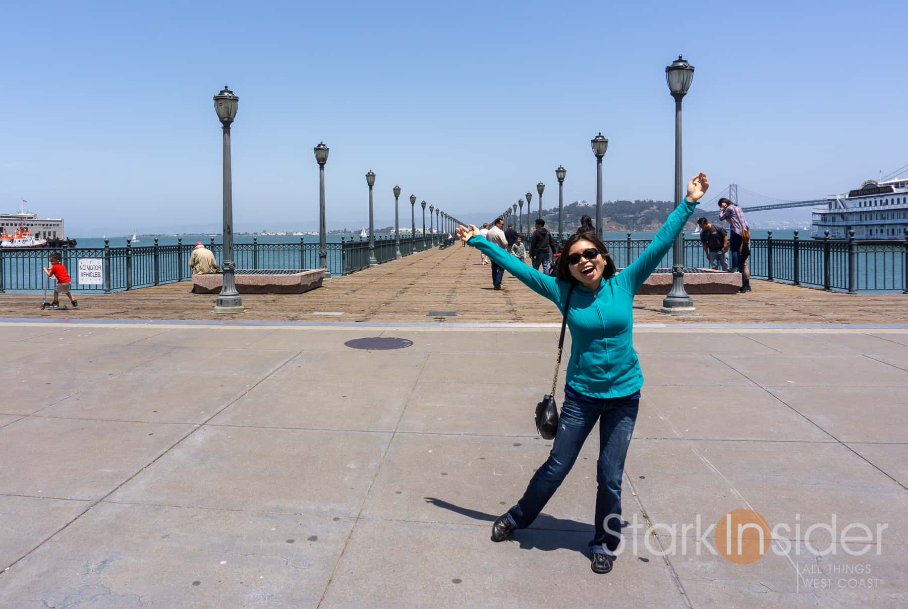 Tour: San Francisco Waterfront & Embarcadero