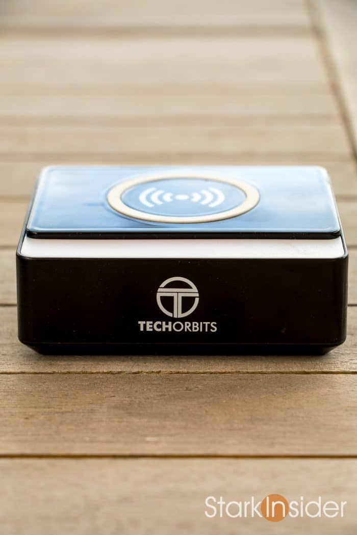 TechOrbits Wireless Charger - Review