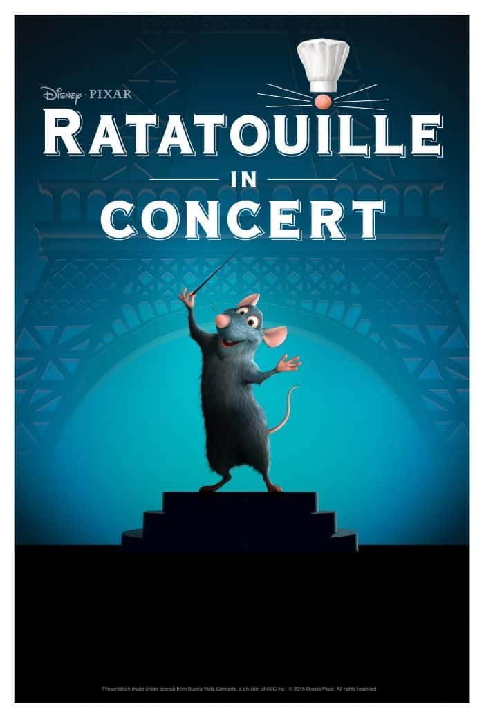 Ratatouille in Concert - San Francisco Symphony