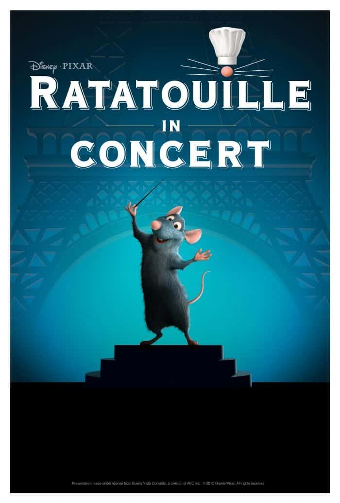 Ratatouille in Concert - San Francisco Symphony